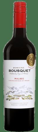 Domaine Bousquet Malbec Tupungato Valle de Uco 2019 – BIO